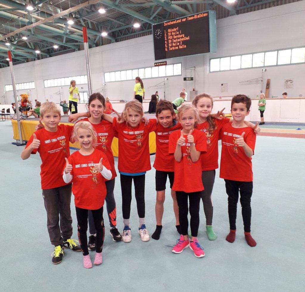 Landesfinale Kinderleichtathletik