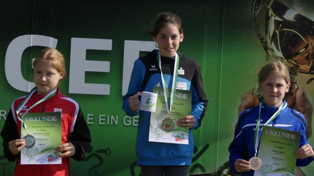 BM Block-Mehrkampf und Sparkassen-Cup in Bernburg