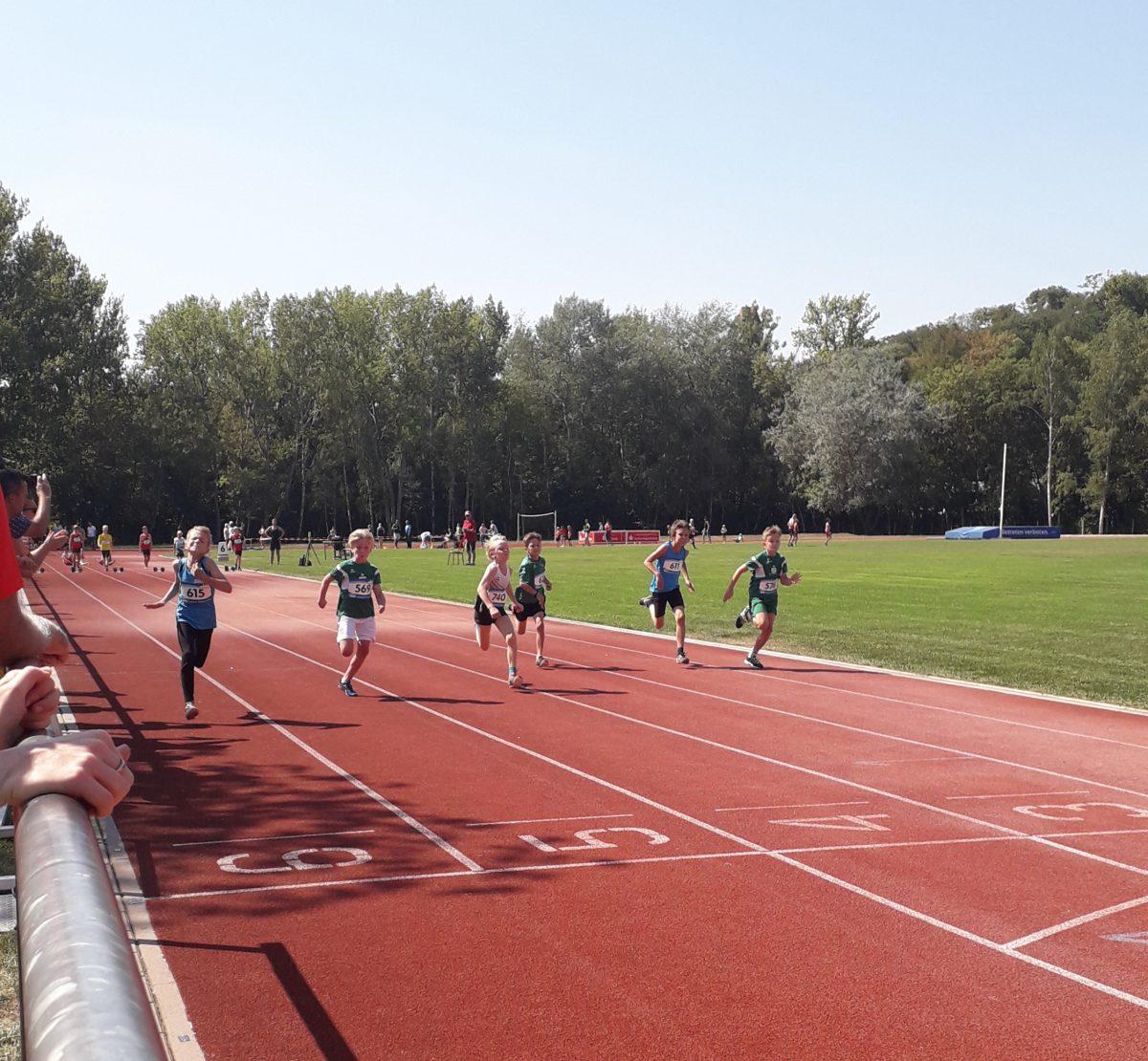 WLT beim Stadtwerke-Cup in Bernburg
