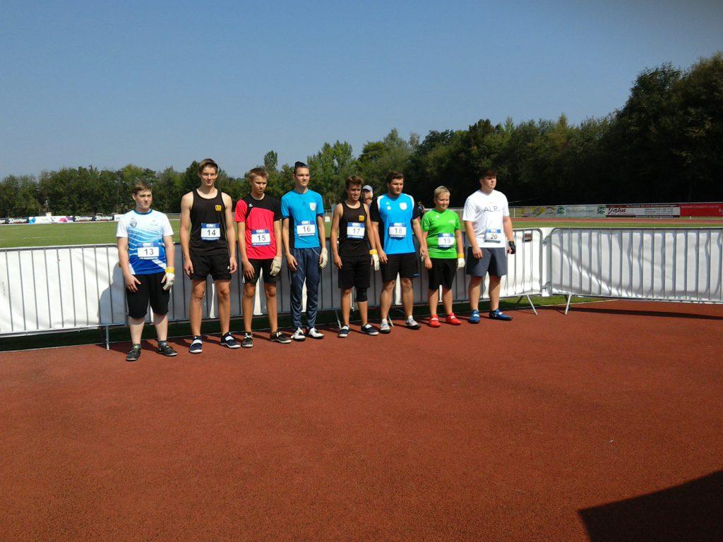 Wurf- und Laufteam Teutschenthal – Leichtathletik beim SV