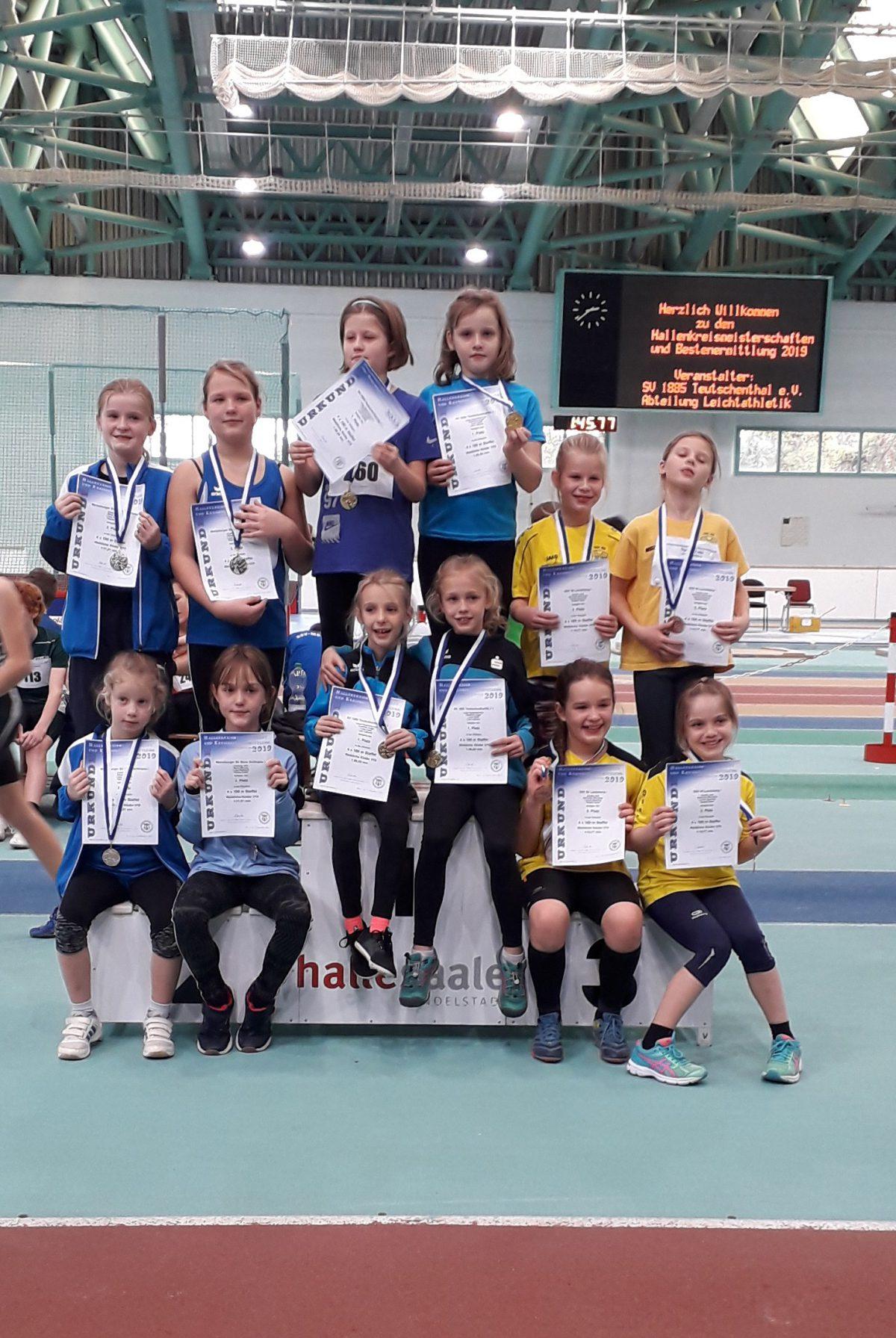 Hallen-Kreismeisterschaften