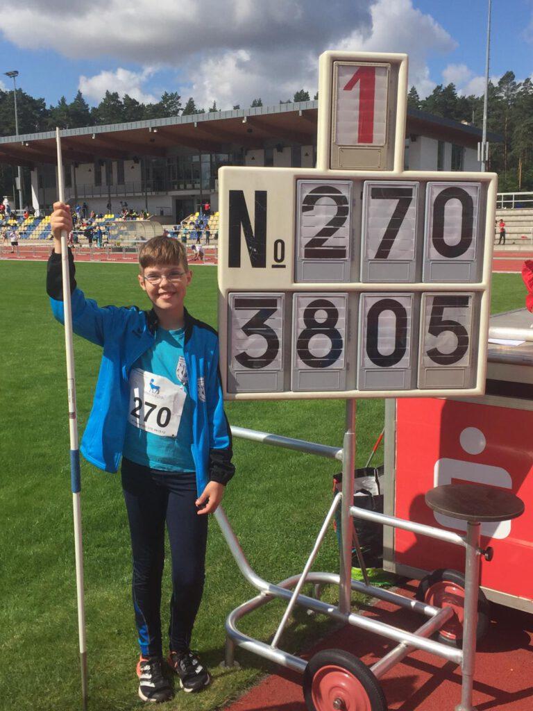 Landesmeisterschaften in Haldensleben