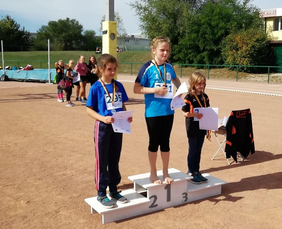 Wurf- und Laufteam in Sachsen