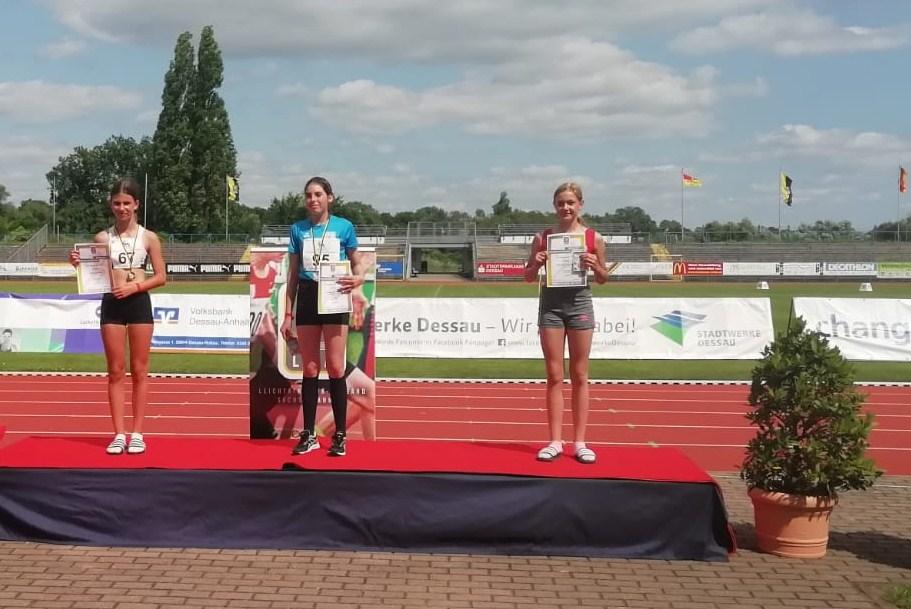 Landesmeisterschaften U14 in Dessau-Roßlau