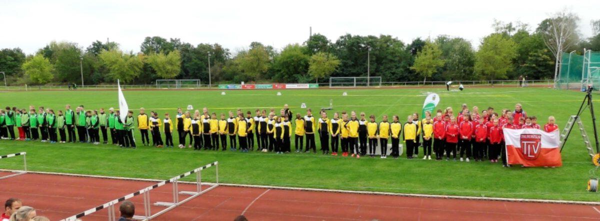 WLT-Athleten beim Mitteldeutschen Ländervergleich und in Regis-Breitingen